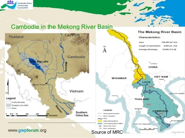 Cambodia finacing water resources management in cambodia