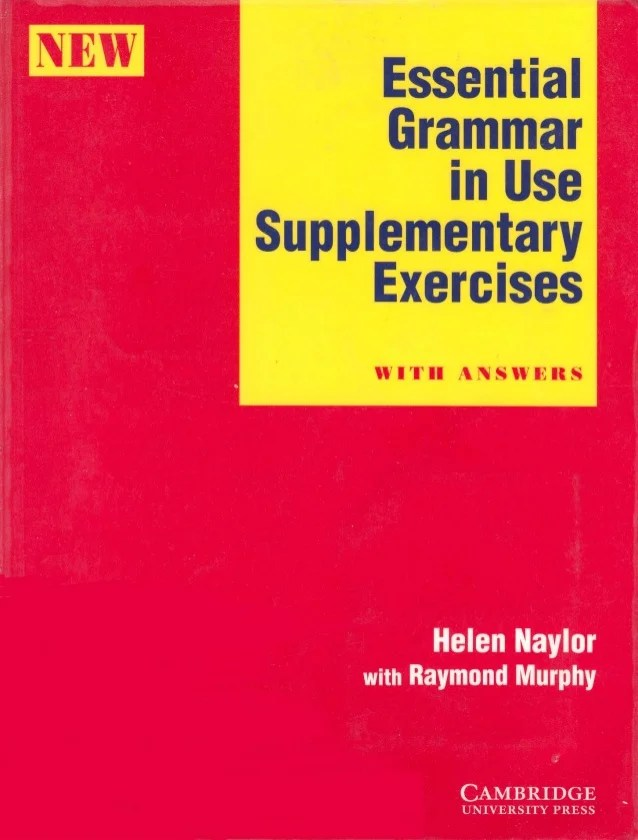 Essential Grammar In Use Pdf : essential, grammar, Cambridge, Essential, Grammar