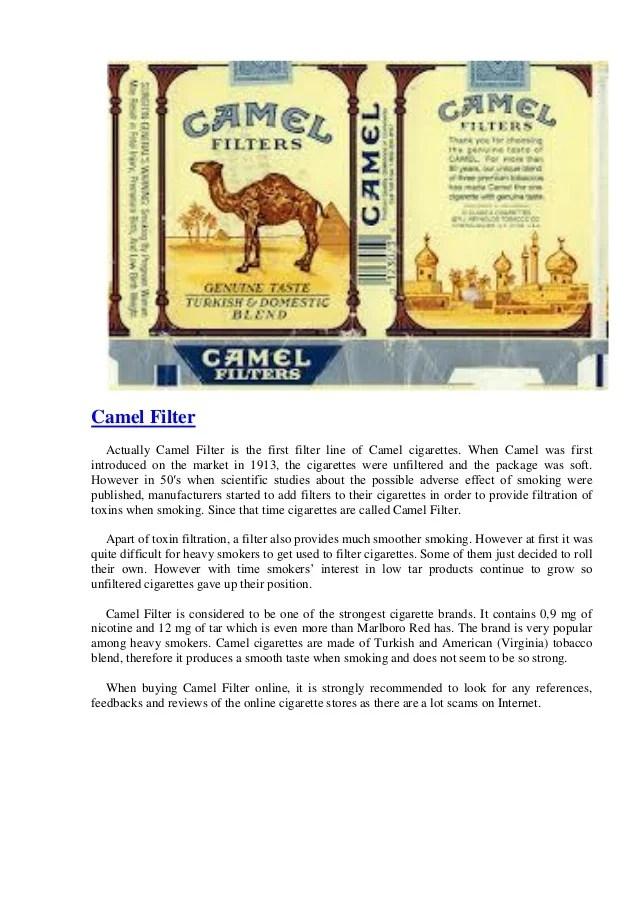 camel variety camel blue