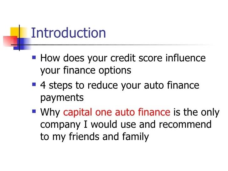 Sukianti Gilandri Capital One Capital One Auto Finance Number