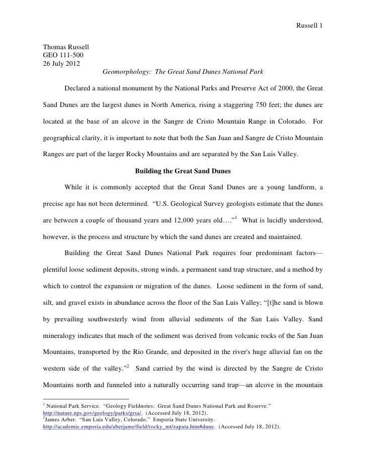 Capstone Project Paper