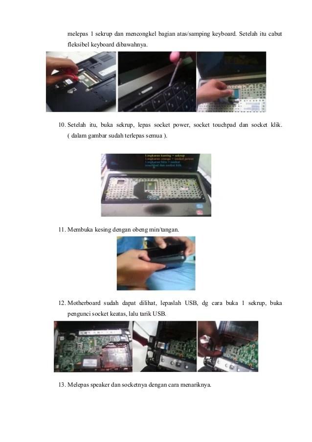 Cara Melepas Keyboard Laptop : melepas, keyboard, laptop, Membongkar, Laptop