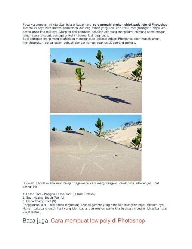 Cara Menghapus Tulisan Tanpa Merusak Background Di Photoshop Cs3 : menghapus, tulisan, tanpa, merusak, background, photoshop, Menghilangkan, Tulisan, Gambar, Photoshop