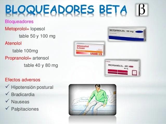 Bloqueadores beta