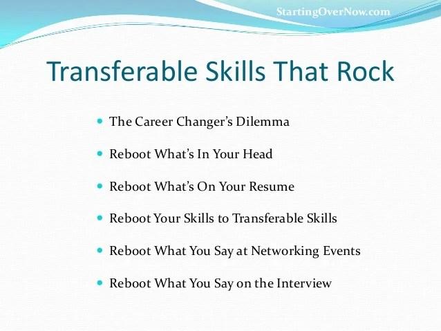 Superb Resume Transferable Skills Sample Transferable Skills Examples Nice Ideas