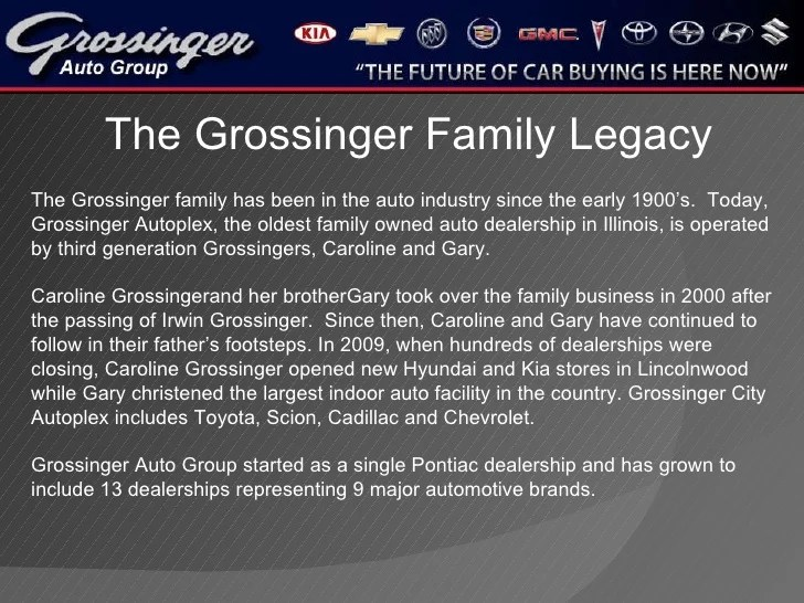caroline grossinger grossinger autoplex