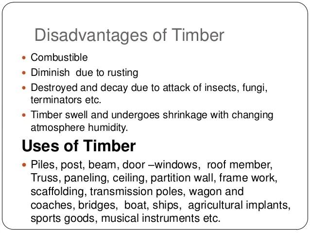 disadvantages of timber frame construction | Frameswalls.org