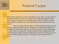 Carpet direct