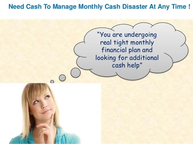 Excellent Way To Acquire User Friendly Money As Cash Loans