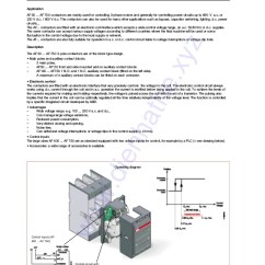 Contactor Wiring Diagram 96 Nissan Maxima Abb A5030 Diagrams Diagramcatalog Khởi ộng Từ Abbabb