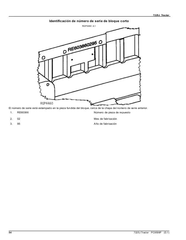 Del Schaltplan John Deere Model D