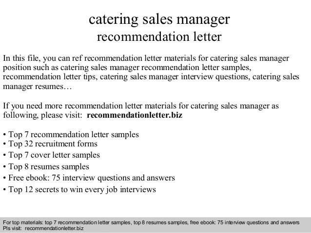 Cover Letter Sample For Contract Manager | Résumé Templates ...