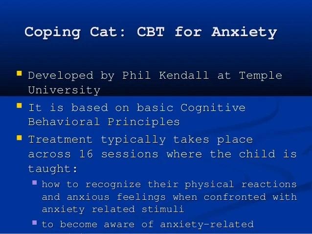 Cbt Fear Social Ladder Anxiety