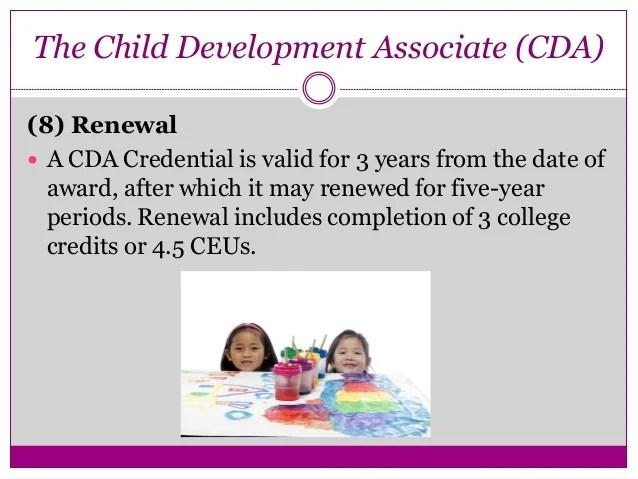 Child Development Associate Cover Letter - Cover Letter ...
