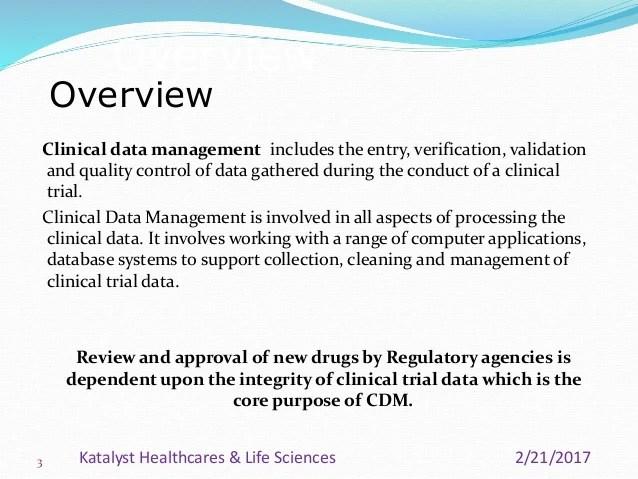 Clinical Data Management Process Overview_Katalyst HLS