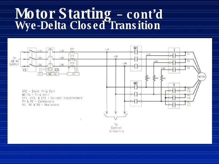 wye delta wiring diagram 2001 toyota celica radio fire pump motor starting
