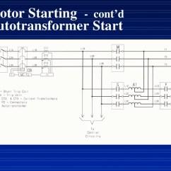 Weg Fire Pump Motor Wiring Diagram John Deere F525 Parts Starting Cont D Autotransformer Start