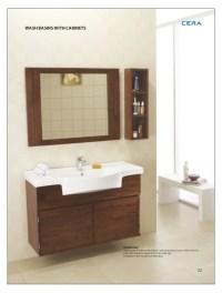 hand basins with cabinets | www.stkittsvilla.com