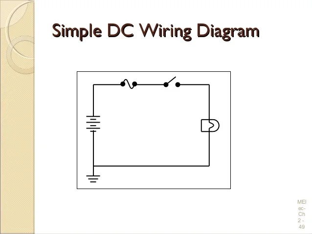simple electrical wiring diagrams images diagram for sony stereo practices and dc diagramsimple