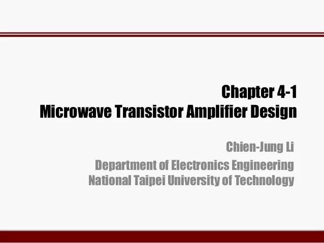 Transistor Amplifier Circuit Designer Software Electronic Circuits