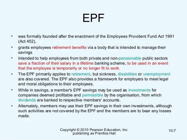 Private Security Provident Fund