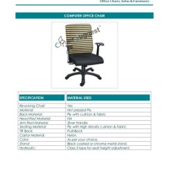Revolving Chair Manufacturers In Mumbai Patio Swing With Canopy Chairs Dealers Manufacturing Repairing Of All Type Off Office Chairsuggest Com