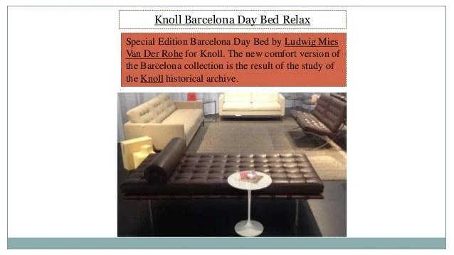 5 knoll barcelona