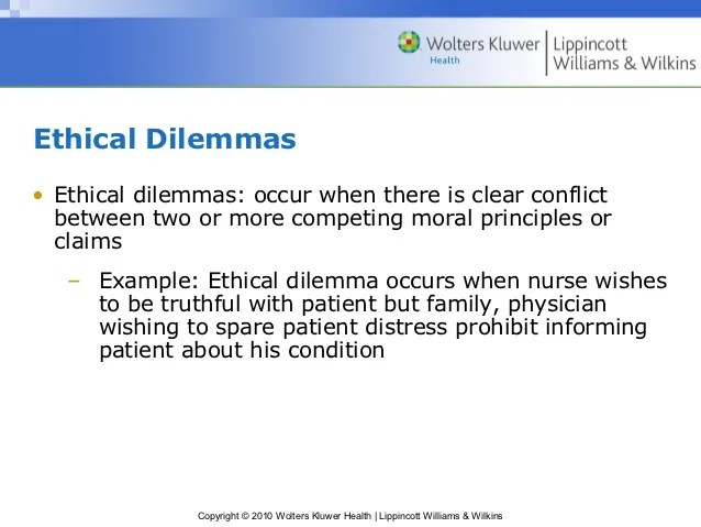 Critical Thinking Ethical Decision Making And The Nursing