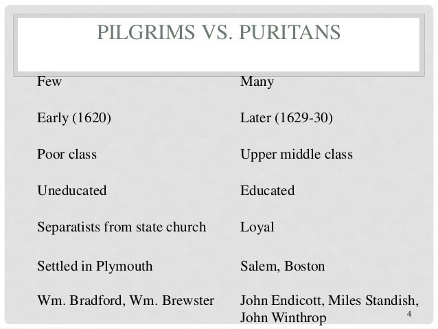 pilgrims vs puritans venn diagram how do antacid tablets work chapter4 religion in the 13 colonies