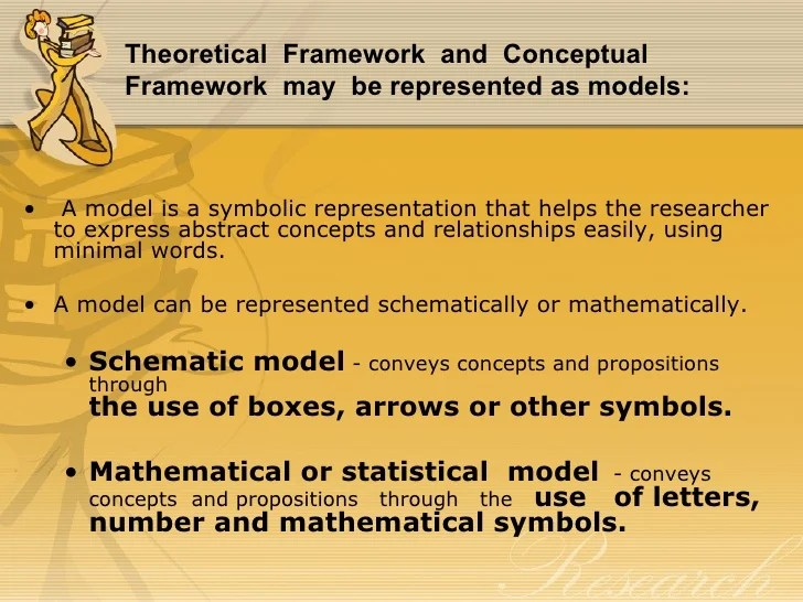 Chapter 6-THEORETICAL & CONCEPTUAL FRAMEWORK