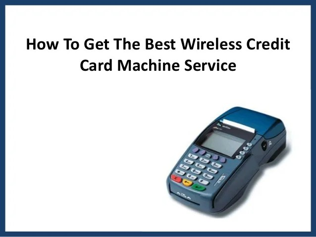 Image Result For Wireless Credit Card Processing