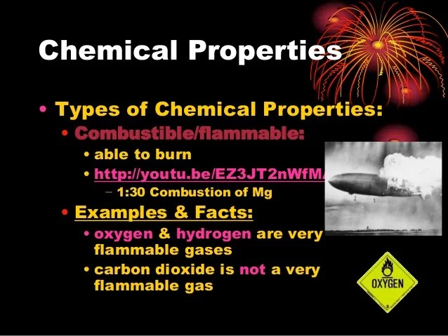 Chemical & physical properties ppt