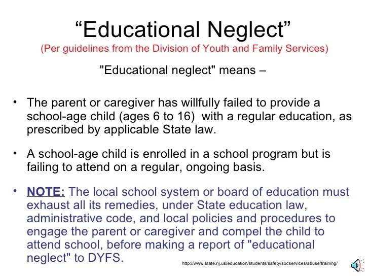 Child neglect 2