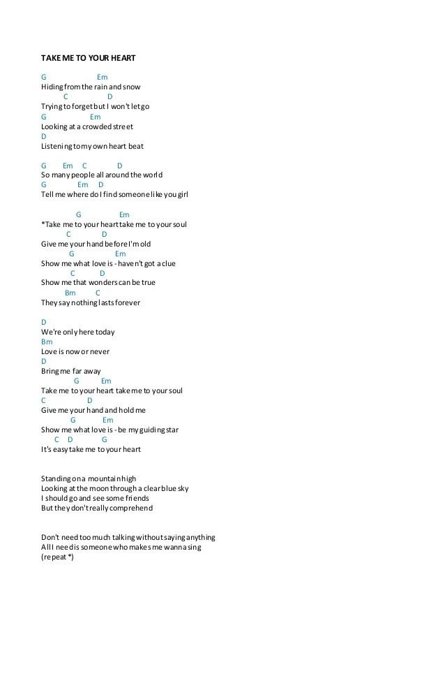 Chord Bagai Langit Dan Bumi : chord, bagai, langit, Chords