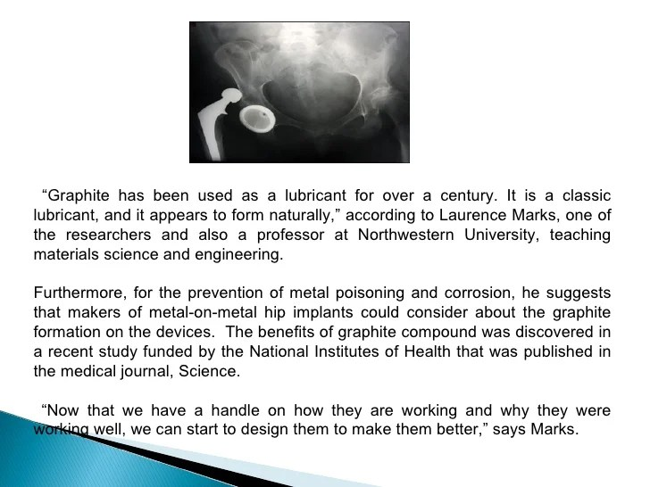 Chromium and cobalt from flawed hip implants may cause ...