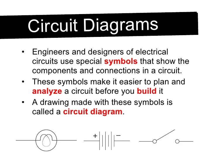 circuit this is why it is called open it is open and not connected