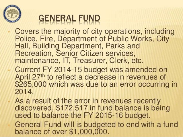 City of milan fy 2015 16 budget