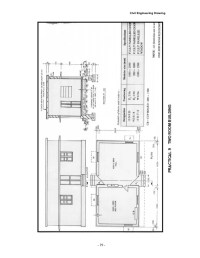 Civil Engineering Residential Building Plans
