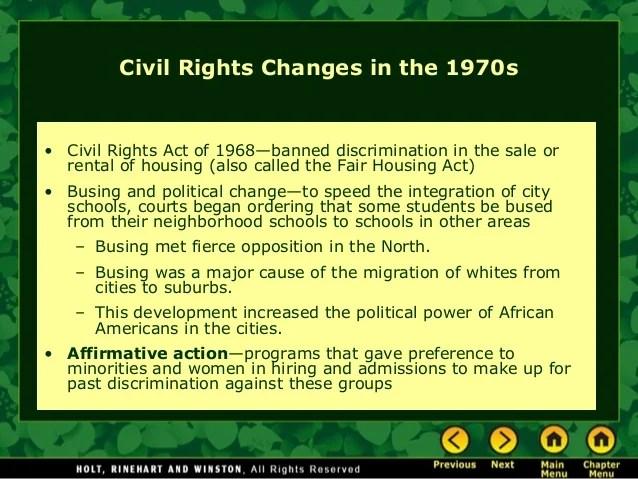 Civil rights movement  slide share 1
