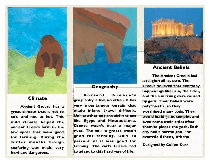 Ck Greece Brochure