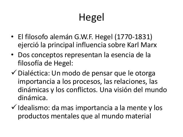 Clase 7  Marx y la Iedeologa Alemana