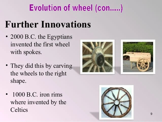 This problem was overcome by the flintstones also class english lesson history of wheel rh slideshare