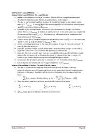 Newton S Laws Worksheets 8th Grade Science. Newton. Best ...