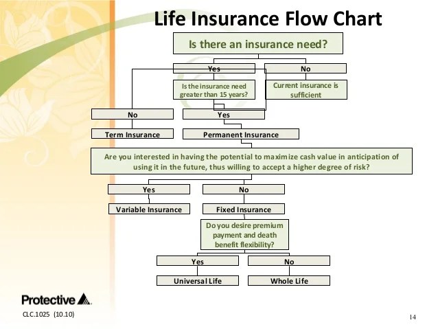 life insurance flow chart also clc and you covering the basics of insuran  rh slideshare