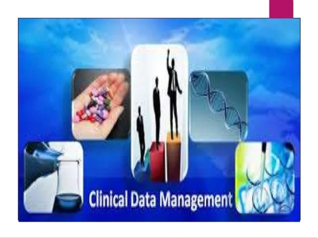Clinical datamanagementoverview