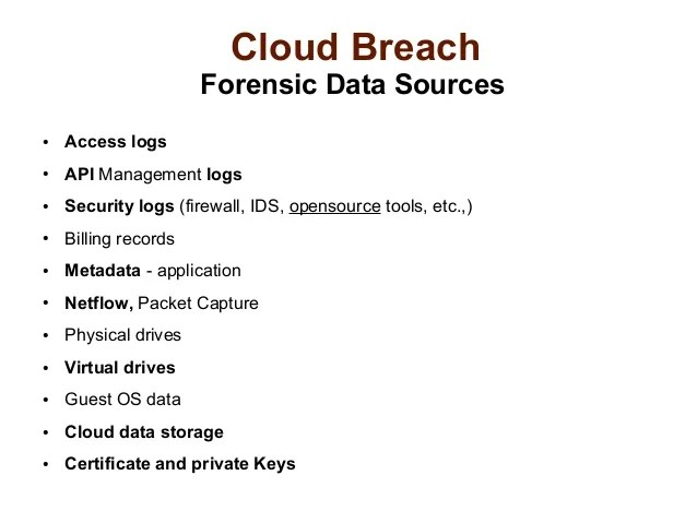 Web Security Consideration