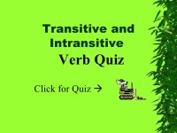 All Worksheets  Transitive And Intransitive Verbs ...