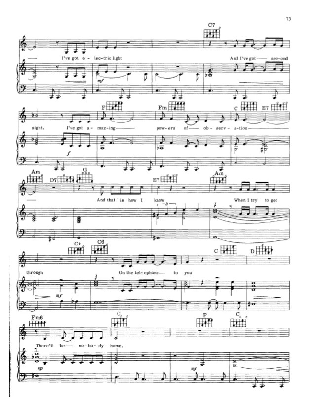 Piano Music Body Sheet Home Floyd No Pink