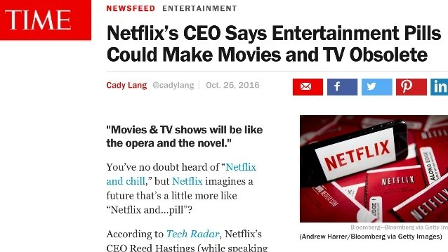 Image result for netflix cognitive computing