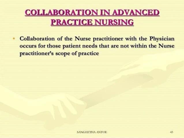 Apn Collaborative Practice Agreement